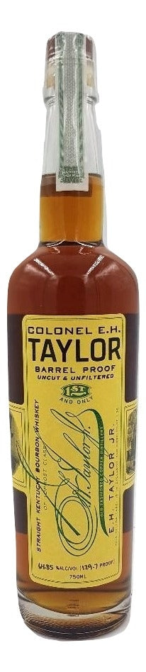 Colonel EH Taylor Barrel Proof 2018 For Sale - NativeSpiritsOnline