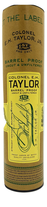 Colonel EH Taylor Barrel Proof 2017 For Sale - NativeSpiritsOnline