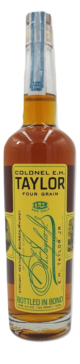Colonel EH Taylor Four Grain For Sale - NativeSpiritsOnline
