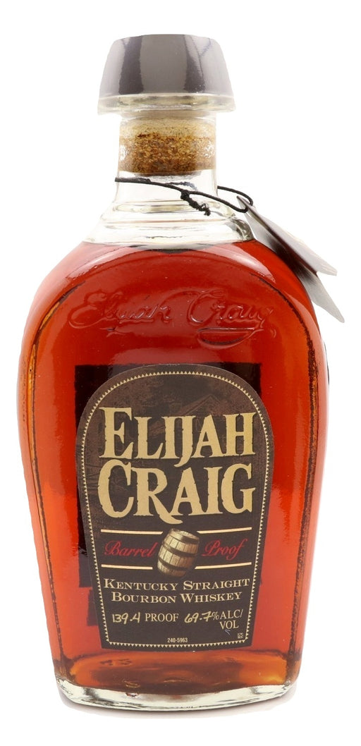 Elijah Craig Barrel Proof - Release 11