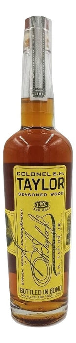 Colonel EH Taylor Seasoned Wood For Sale - NativeSpiritsOnline