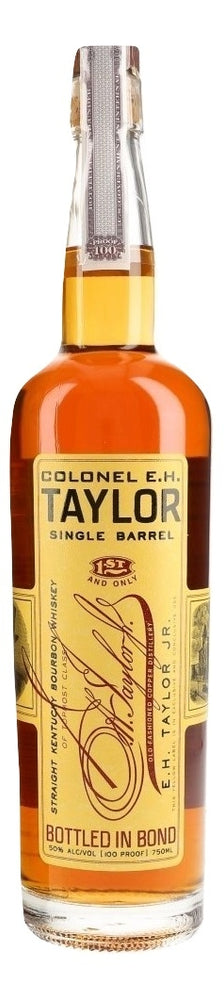 Colonel EH Taylor Single Barrel For Sale - NativeSpiritsOnline
