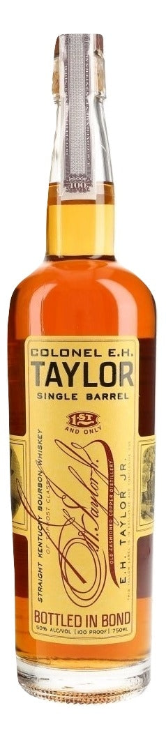 Colonel EH Taylor Single Barrel - NativeSpiritsOnline