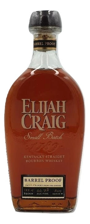 Elijah Craig Barrel Proof - Release 17 For Sale - NativeSpiritsOnline