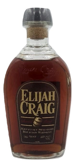 Elijah Craig Barrel Proof - Release 12 For Sale - NativeSpiritsOnline