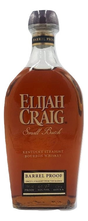 Elijah Craig Barrel Proof - Release 18 For Sale - NativeSpiritsOnline
