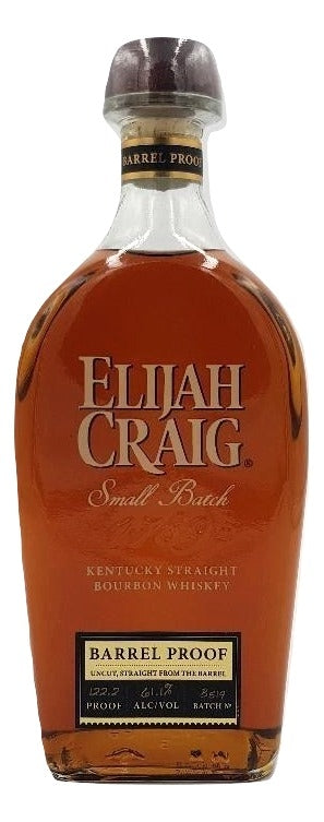 Elijah Craig Barrel Proof - Release 20 For Sale - NativeSpiritsOnline