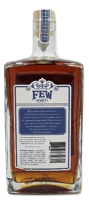 FEW Rye Cask Strength For Sale - NativeSpiritsOnline