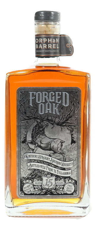 Forged Oak Bourbon - NativeSpiritsOnline