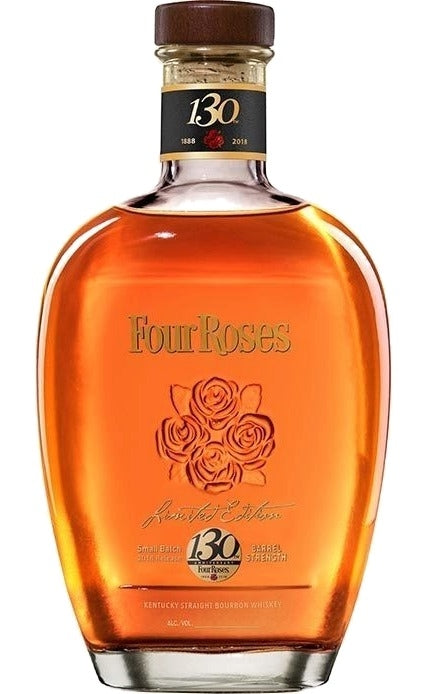 Four Roses Limited Edition 2018 Small Batch 130th Anniversary Edition For Sale - NativeSpiritsOnline