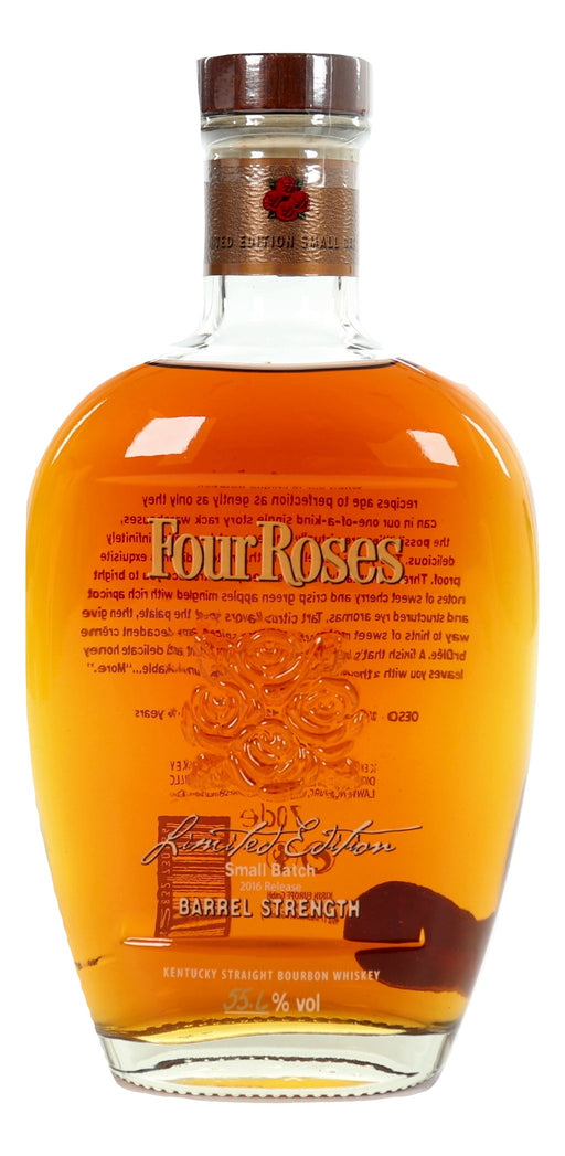 Four Roses Limited Edition 2016 Small Batch For Sale - NativeSpiritsOnline