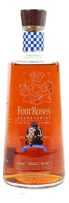 Four Roses Secretariat Triple Crown For Sale - NativeSpiritsOnline