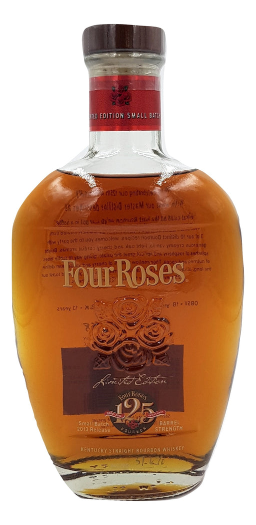 Four Roses Limited Edition 2013 Small Batch 125th Anniversary Edition For Sale - NativeSpiritsOnline