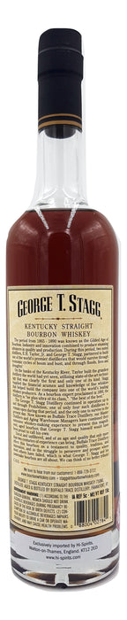 George T Stagg 2005 Lot A - NativeSpiritsOnline