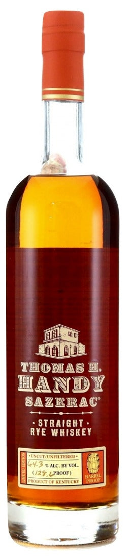 Thomas H. Handy Sazerac 2011 Straight Rye - NativeSpiritsOnline
