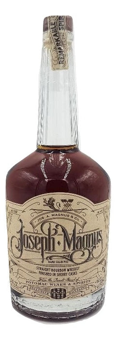 Joseph Magnus Sherry Finish Bourbon For Sale - NativeSpiritsOnline