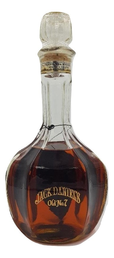 Jack Daniel's Old No.7 Inaugural Decanter For Sale - NativeSpiritsOnline
