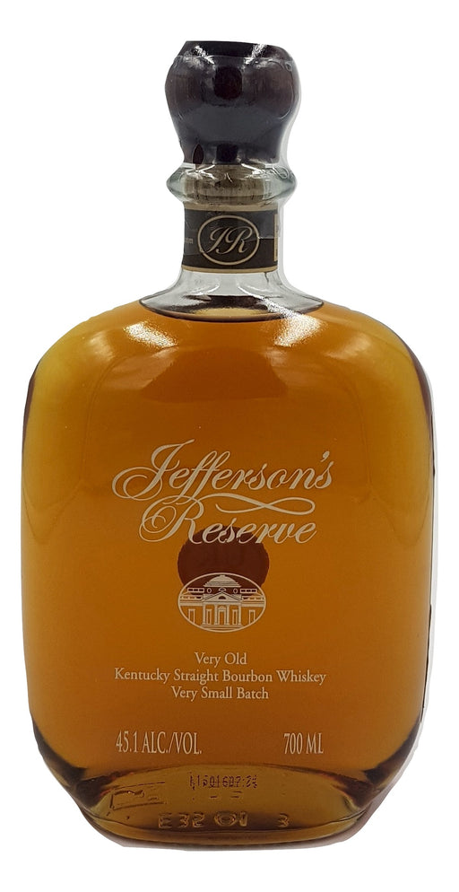 Jefferson's Reserve Very Old For Sale - NativeSpiritsOnline