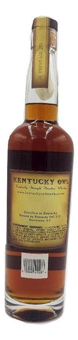 Kentucky Owl Bourbon Batch 1 For Sale - NativeSpiritsOnline