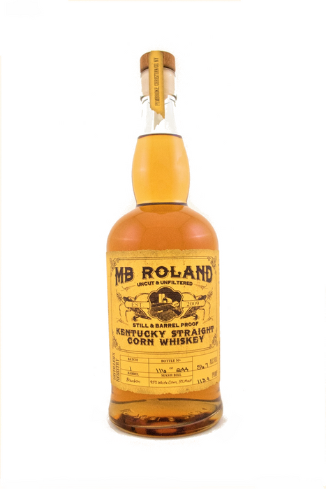 MB Roland Straight Corn Whiskey