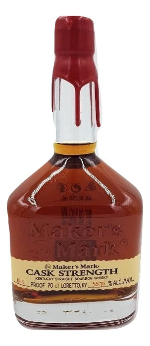 Maker's Mark Cask Strength 2016 For Sale - NativeSpiritsOnline