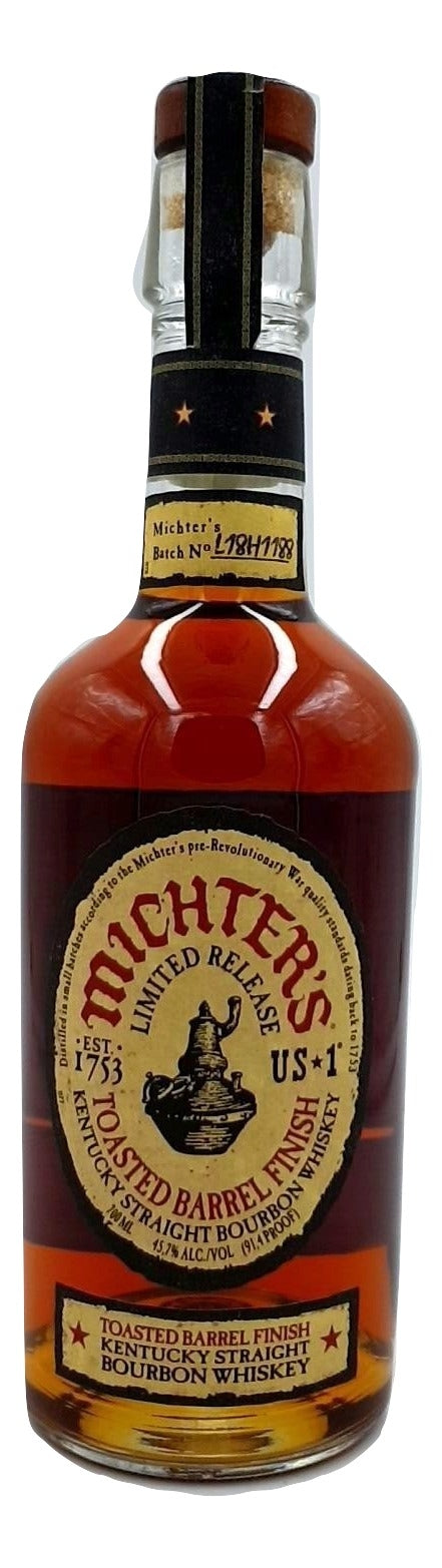 Michter's US*1 Toasted Barrel Finish Bourbon For Sale - NativeSpiritsOnline