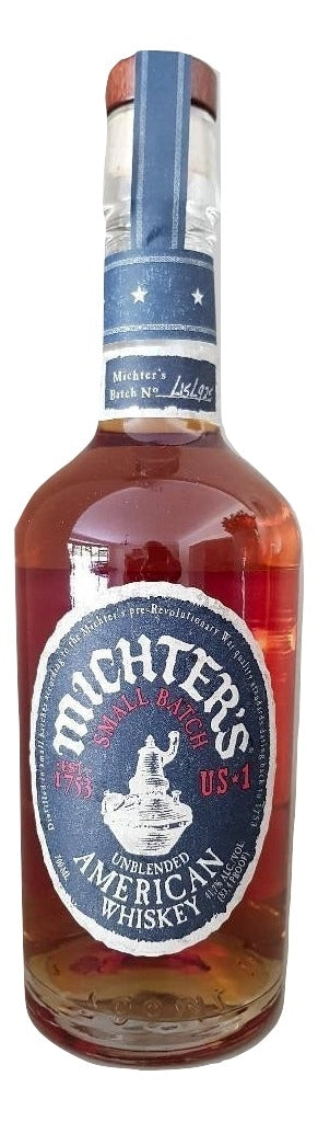 Michter's US *1 Unblended Whiskey - NativeSpiritsOnline