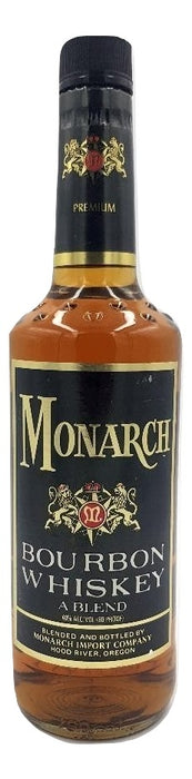 Monarch Bourbon Whiskey For Sale - NativeSpiritsOnline