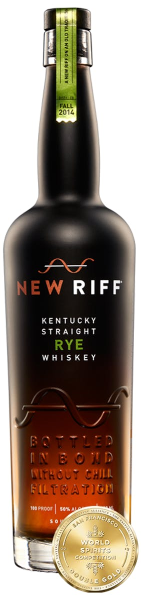 New Riff Kentucky Straight Rye