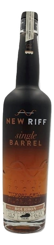 New Riff Single Barrel Bourbon - The Party Source Store Pick - NativeSpiritsOnline