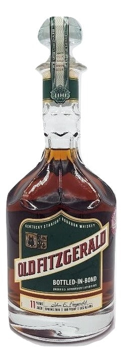 Old Fitzgerald 2005 Bottled in Bond 13 Year Old For Sale - NativeSpiritsOnline
