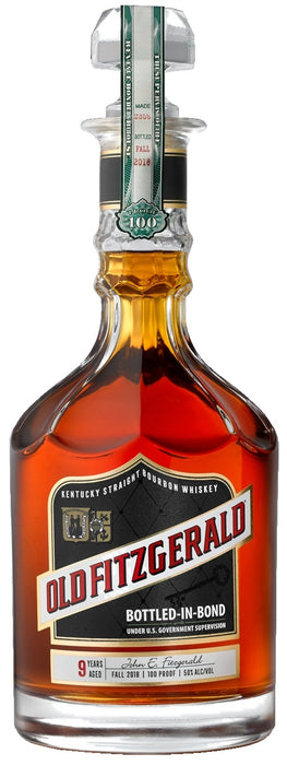 Old Fitzgerald 2008 Bottled in Bond 9 Year Old - NativeSpiritsOnline
