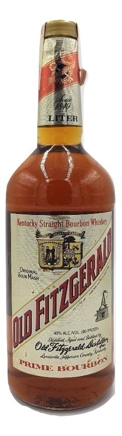 Old Fitzgerald Prime 80 Proof 1 Litre bottle For Sale - NativeSpiritsOnline