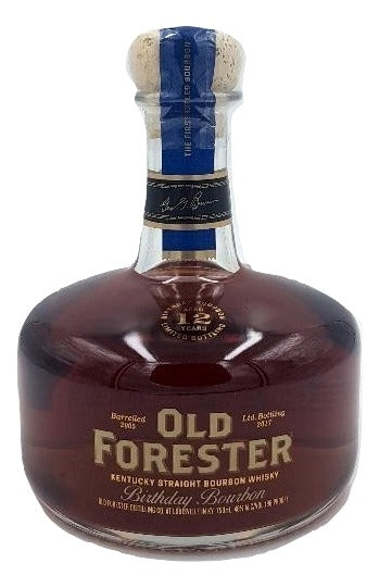 Old Forester Birthday Bourbon 2017 For Sale - NativeSpiritsOnline