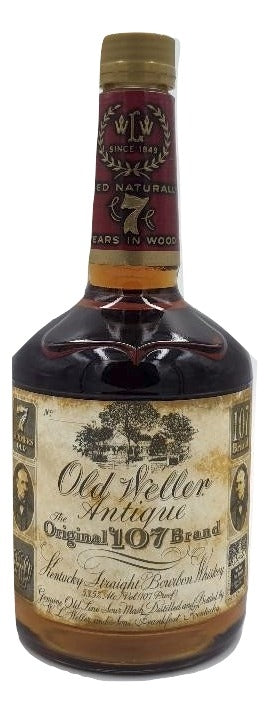 Old Weller Original 7 Year Old, 107