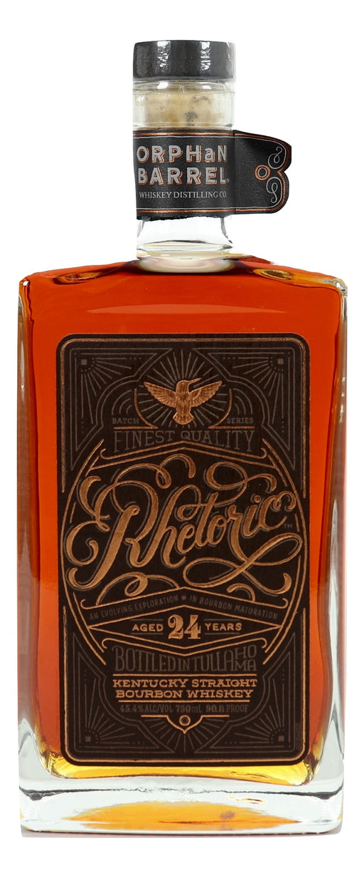 Rhetoric 24 Year Old Bourbon For Sale - NativeSpiritsOnline