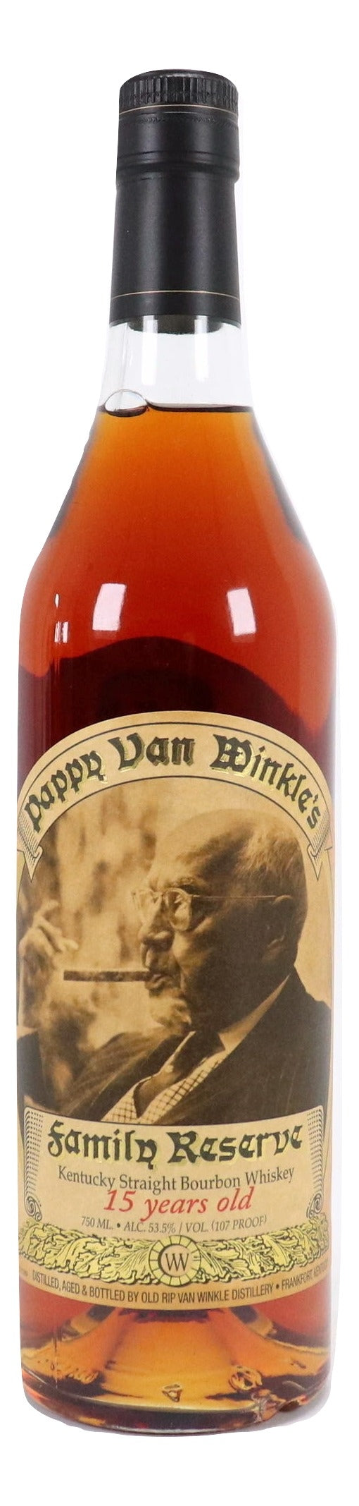 Pappy Van Winkle 15 Year Old Family Reserve - NativeSpiritsOnline