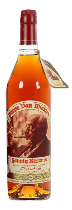 Pappy Van Winkle 20 Year Old Family Reserve - NativeSpiritsOnline