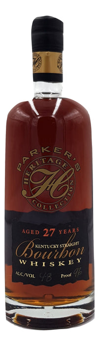 Parkers Heritage Collection 27 Year Old - 2nd Edition For Sale - NativeSpiritsOnline