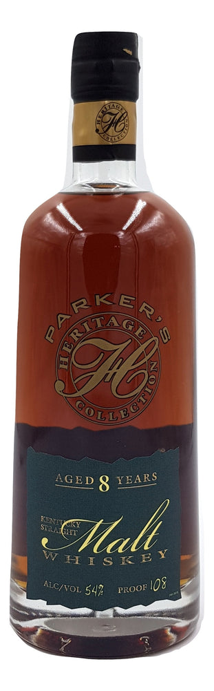 Parkers Heritage Collection 8 Year Old Single Malt - 9th Edition For Sale - NativeSpiritsOnline