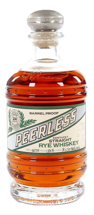 Peerless Small Batch Rye 2 Year