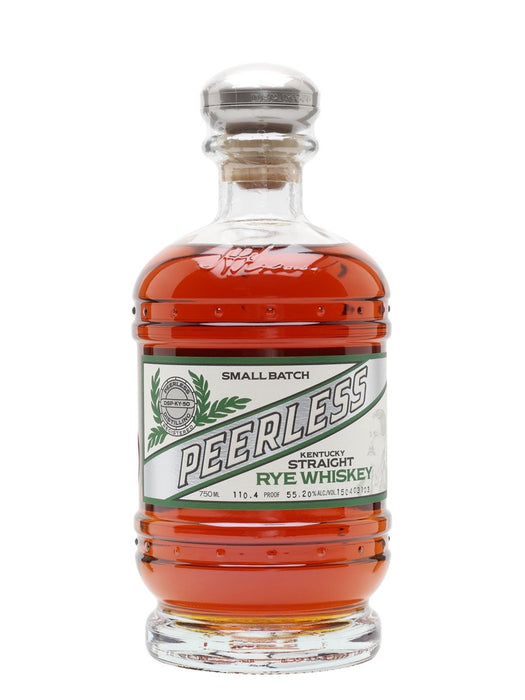 Peerless Small Batch Rye