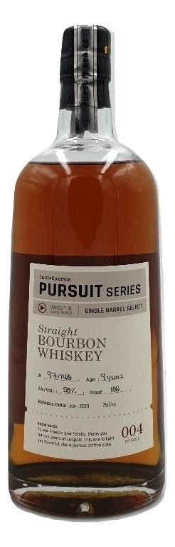 Pursuit Series Episode 4 - 9 Year Old Bourbon For Sale - NativeSpiritsOnline