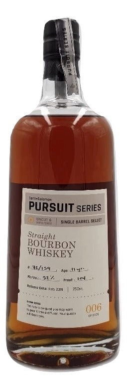 Pursuit Series Episode 6 - 11 Year Old Bourbon For Sale - NativeSpiritsOnline
