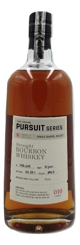 Pursuit Series Episode 10 - 5 Year Old Bourbon For Sale - NativeSpiritsOnline