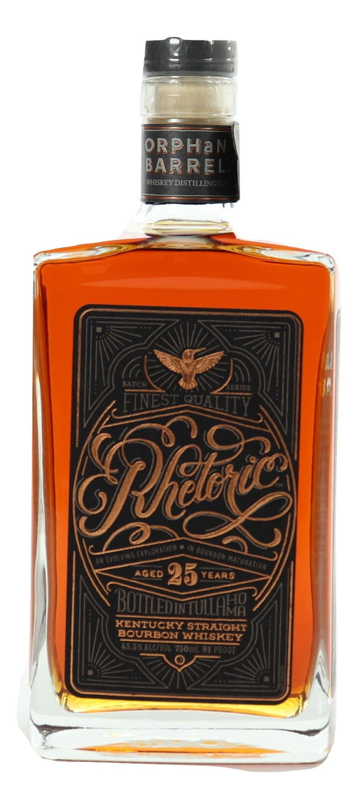 Rhetoric 25 Year Old Bourbon For Sale - NativeSpiritsOnline