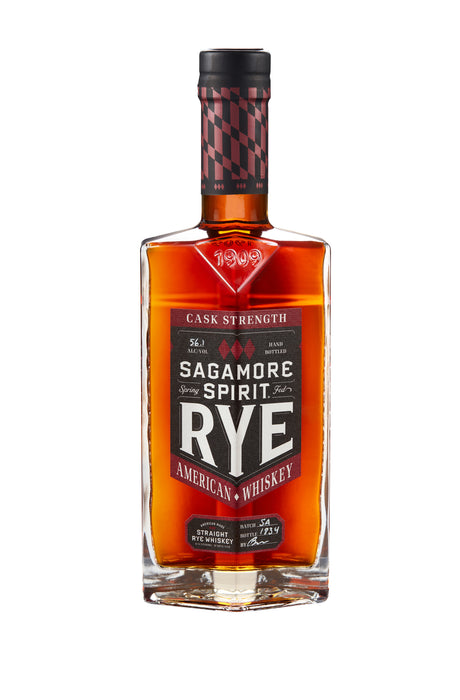 Sagamore Cask Strength Rye - NativeSpiritsOnline