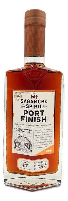 Sagamore Rye Port Barrel Finish For Sale - NativeSpiritsOnline