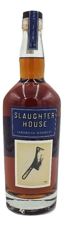 Slaughter House American Whiskey - NativeSpiritsOnline