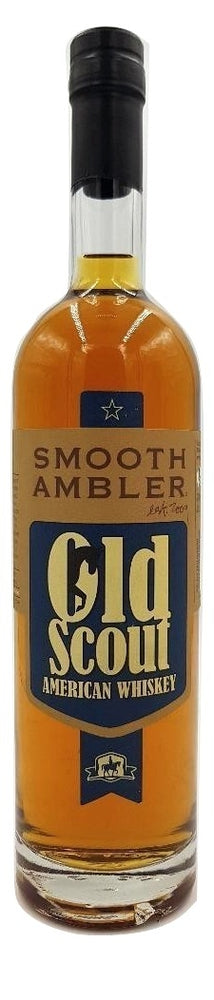 Smooth Ambler Old Scout American Whiskey For Sale - NativeSpiritsOnline